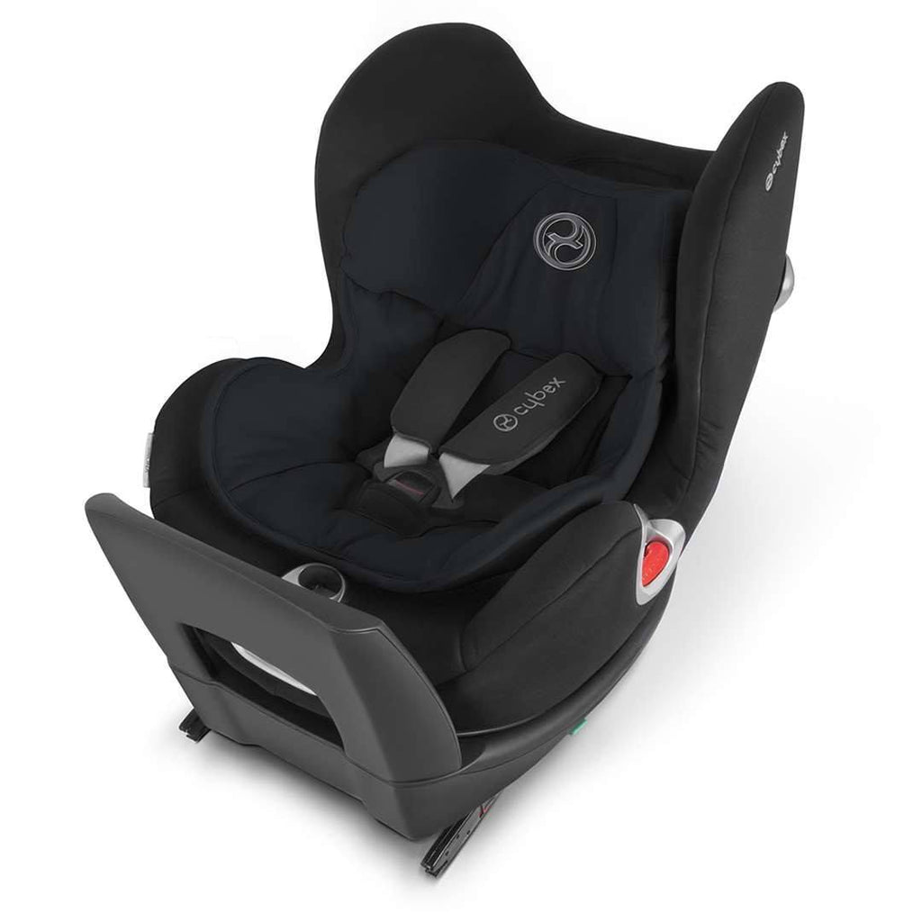 Car Seat & Stroller Accessories - Cybex Sirona Newborn Inlay - Black