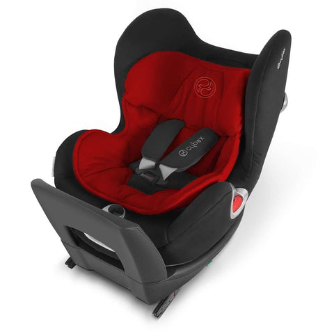 Cybex Sirona Newborn Inlay - Red - Seat Liners - Natural Baby Shower