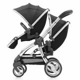 Car Seat & Stroller Accessories - Egg Tandem Seat - Mirror With Gotham Black
