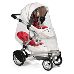 Car Seat & Stroller Accessories - Mima Kobi Double Raincover