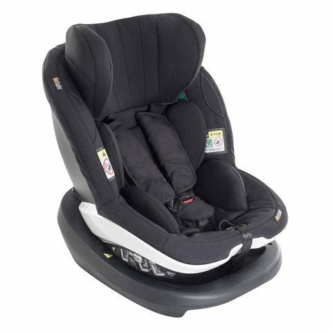 BeSafe iZi Modular i-Size Car Seat - Black Cab-Car Seats- Natural Baby Shower