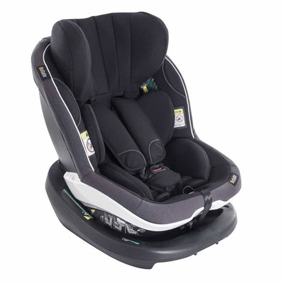 BeSafe iZi Modular i-Size Car Seat - Midnight Melange-Car Seats- Natural Baby Shower