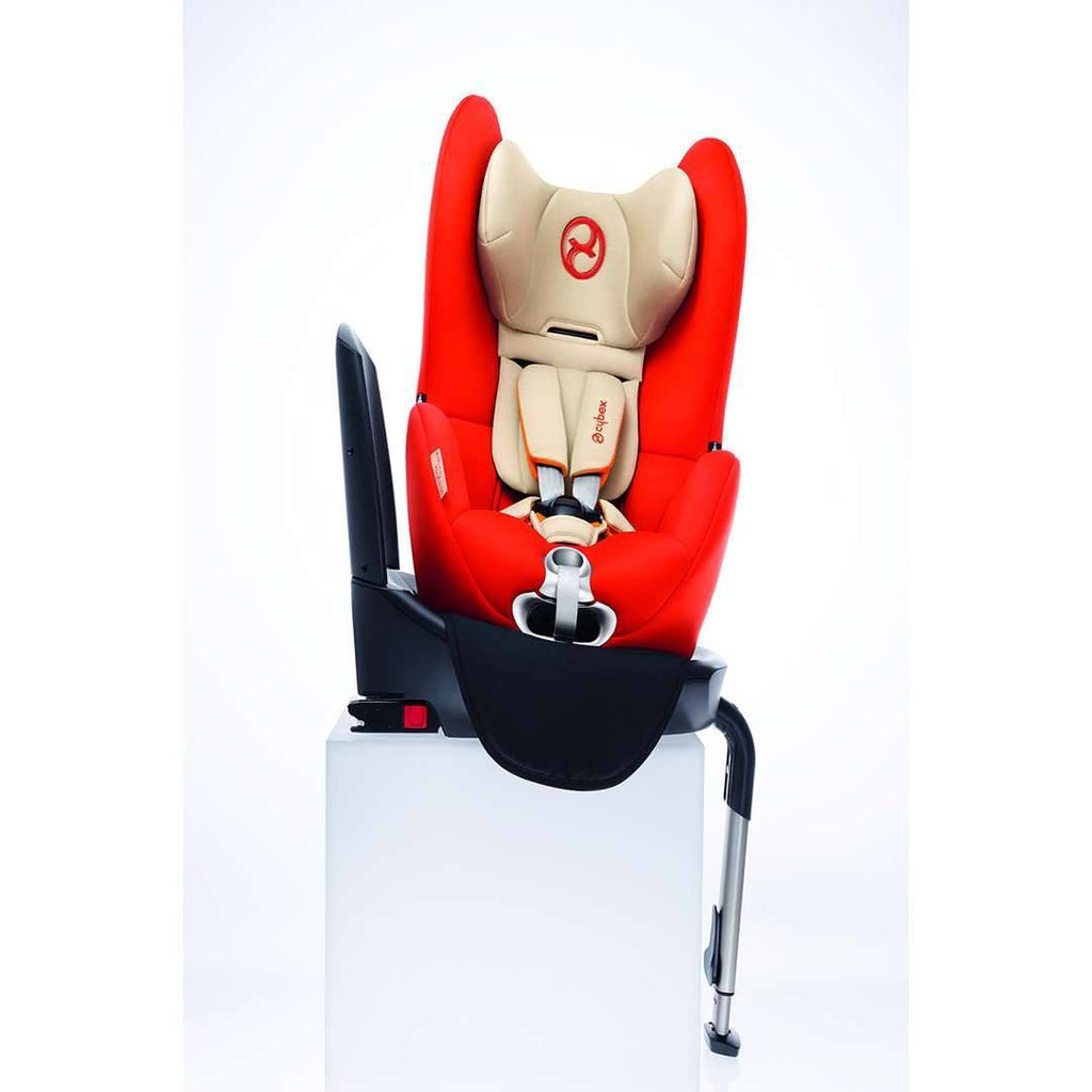 Cybex Sirona Car Seat Mars Red Front