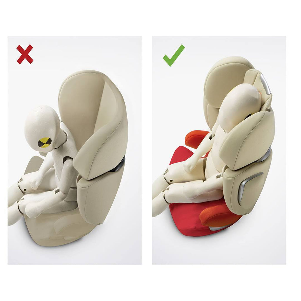 Cybex Solution Q2-Fix Car Seat Phantom Grey Head Rest