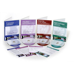 CD's - Natal Hypnotherapy CD Programme - Hospital Birth
