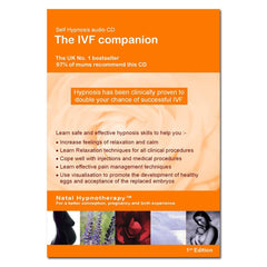CD's - Natal Hypnotherapy IVF Companion CD