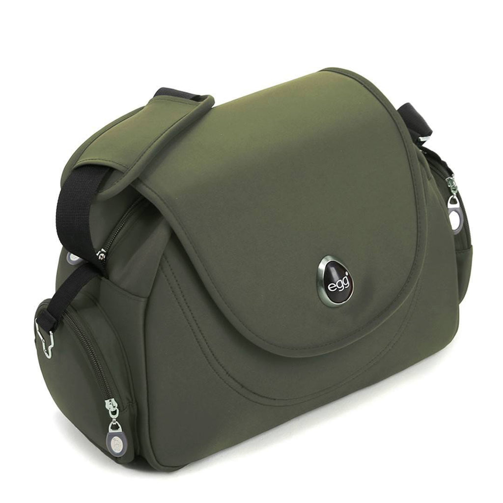 Changing Bags - Egg Changing Bag - Forest Green