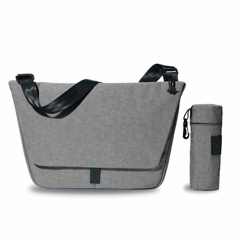 Joolz Geo Studio Nursery Bag - Graphite - Changing Bags - Natural Baby Shower