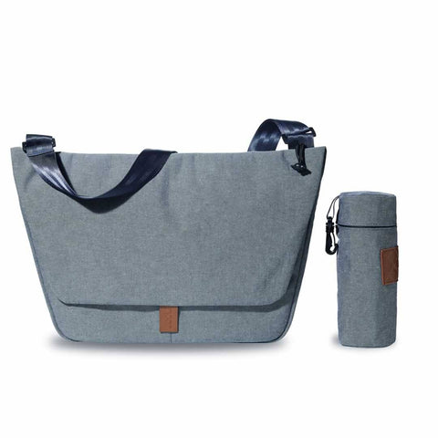 Joolz Geo Studio Nursery Bag - Gris - Changing Bags - Natural Baby Shower