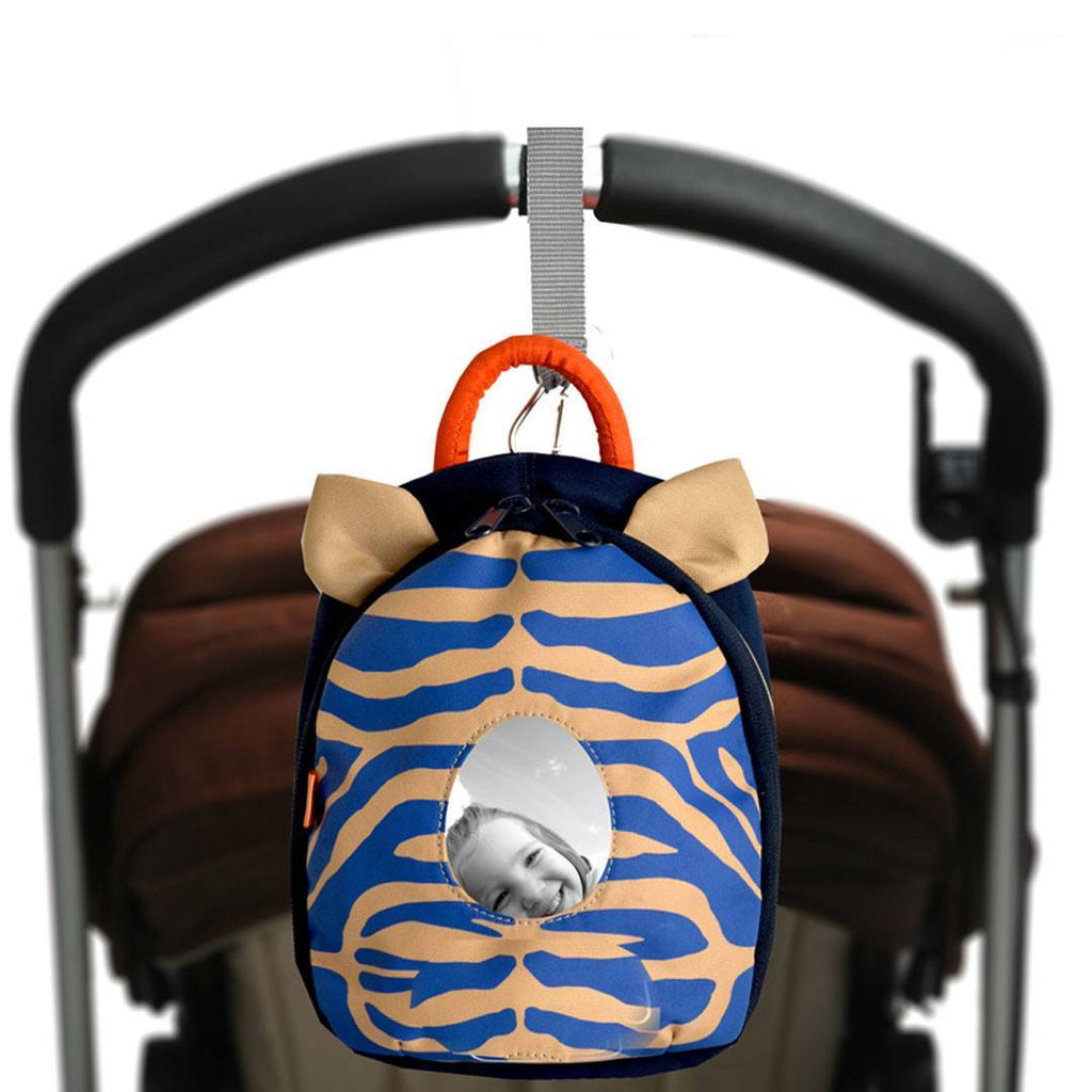 Changing Bags - PacaPod Changer Toy Pod - Blue Zebra
