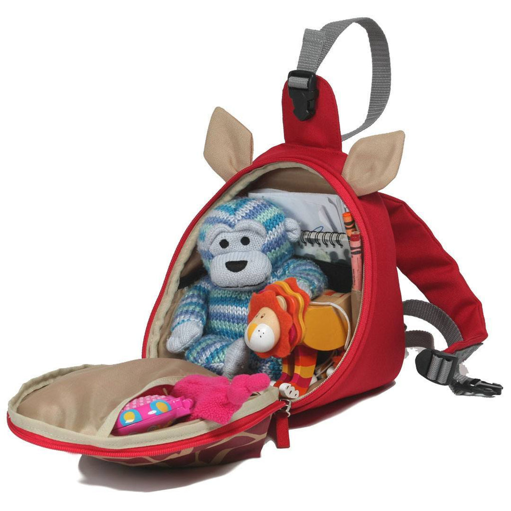 Changing Bags - PacaPod Changer Toy Pod - Red Leopard
