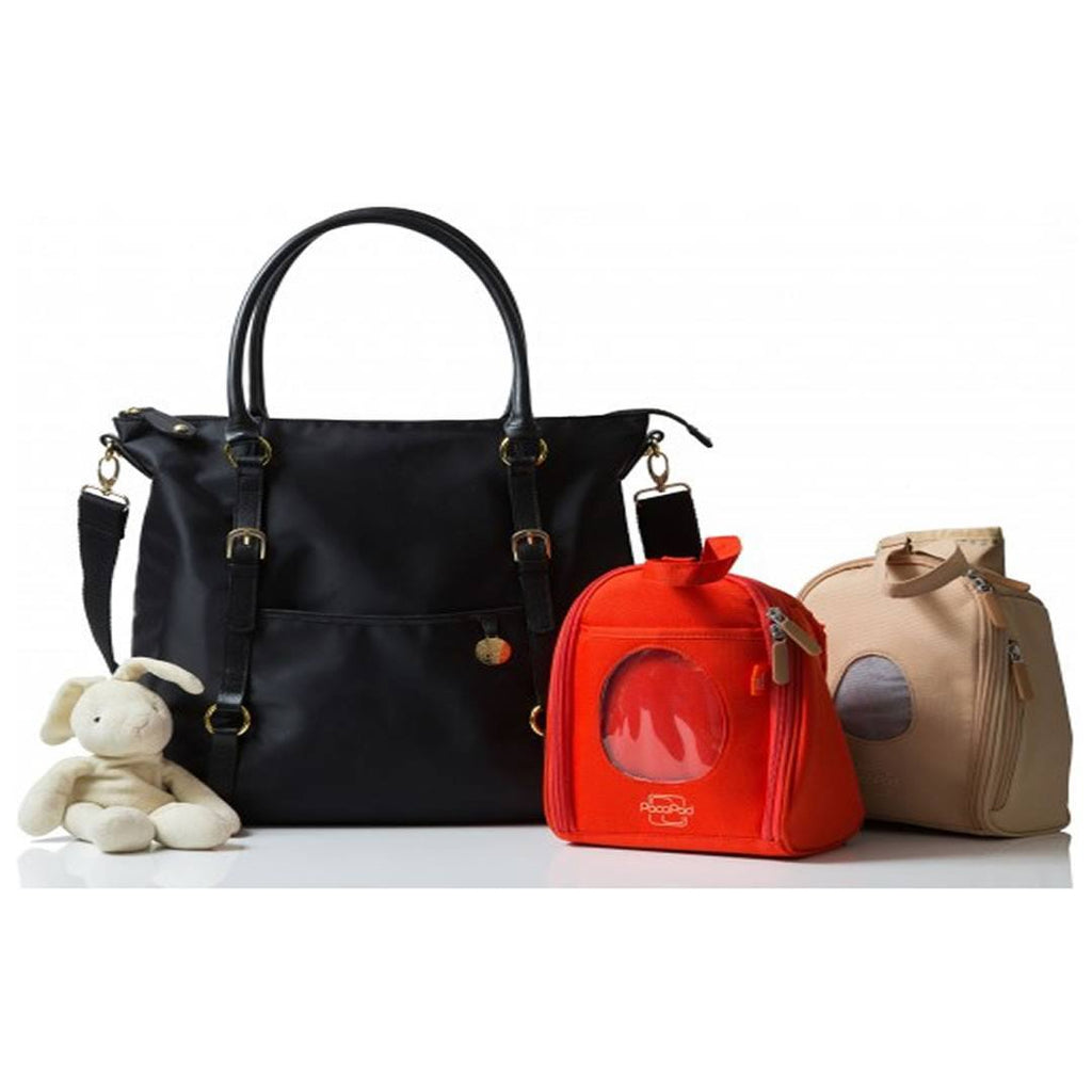 Direct from PacaPod Baby Baby Changing & Nappies Brand New Cromwell Luxury Changing Bag in Black