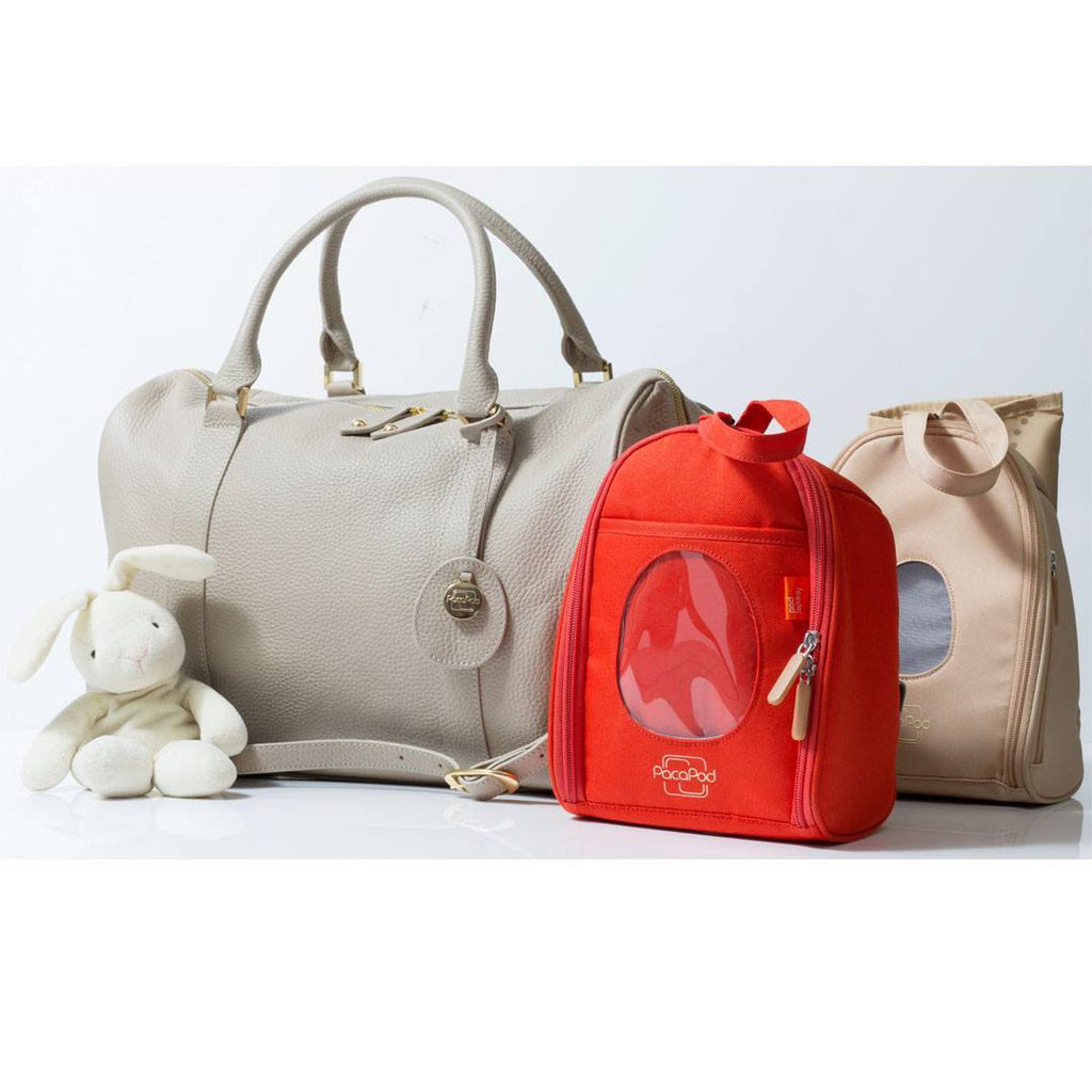 PacaPod Changing Bag - Firenze - Putty - Changing Bags - Natural Baby Shower