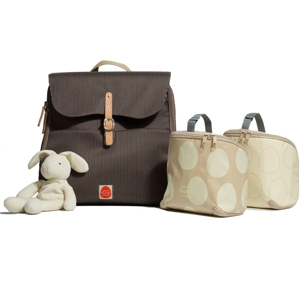 Changing Bags - PacaPod Changing Bag - Hastings - Mocha