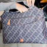 PacaPod Changing Bag - Napier - Charcoal - Changing Bags - Natural Baby Shower