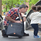 Changing Bags - PacaPod Changing Bag - Oban - Denim