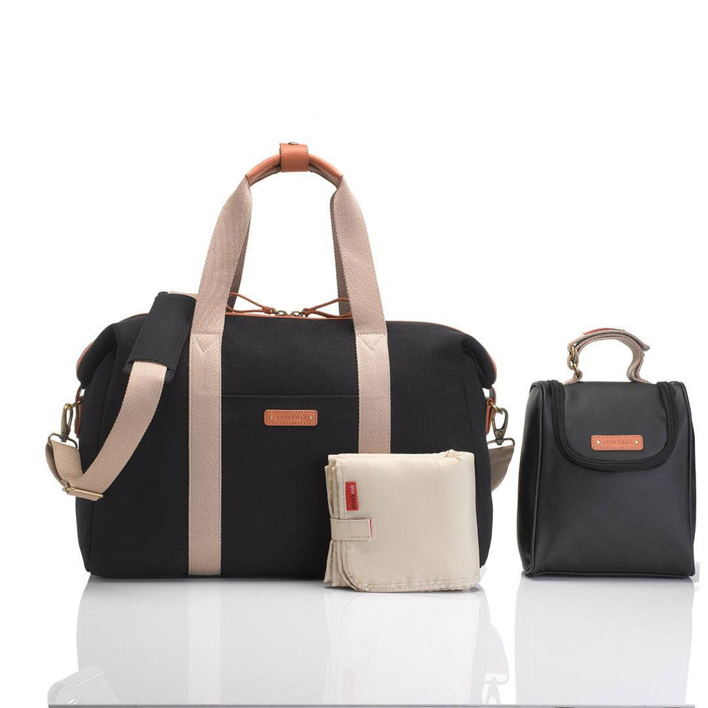Changing Bags - Storksak Changing Bag - Bailey - Black