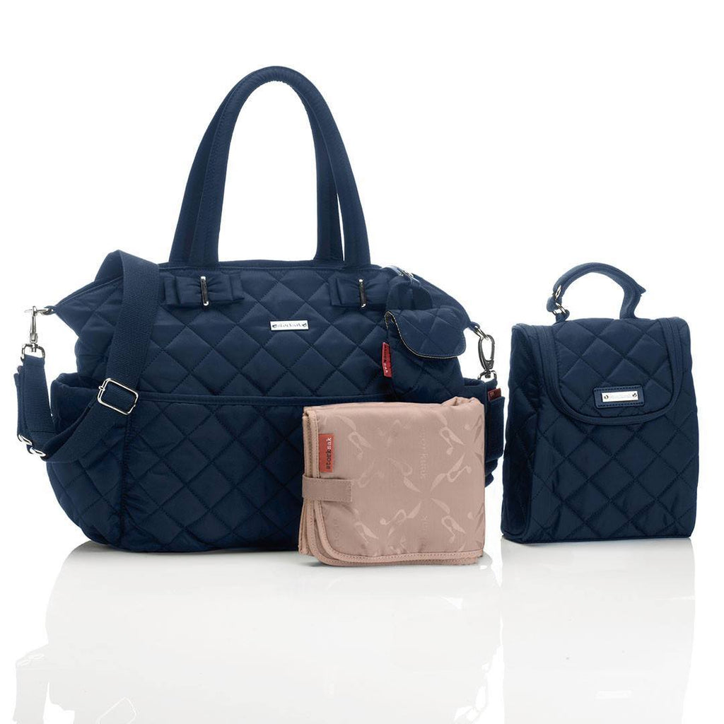 Changing Bags - Storksak Changing Bag - Bobby - Navy