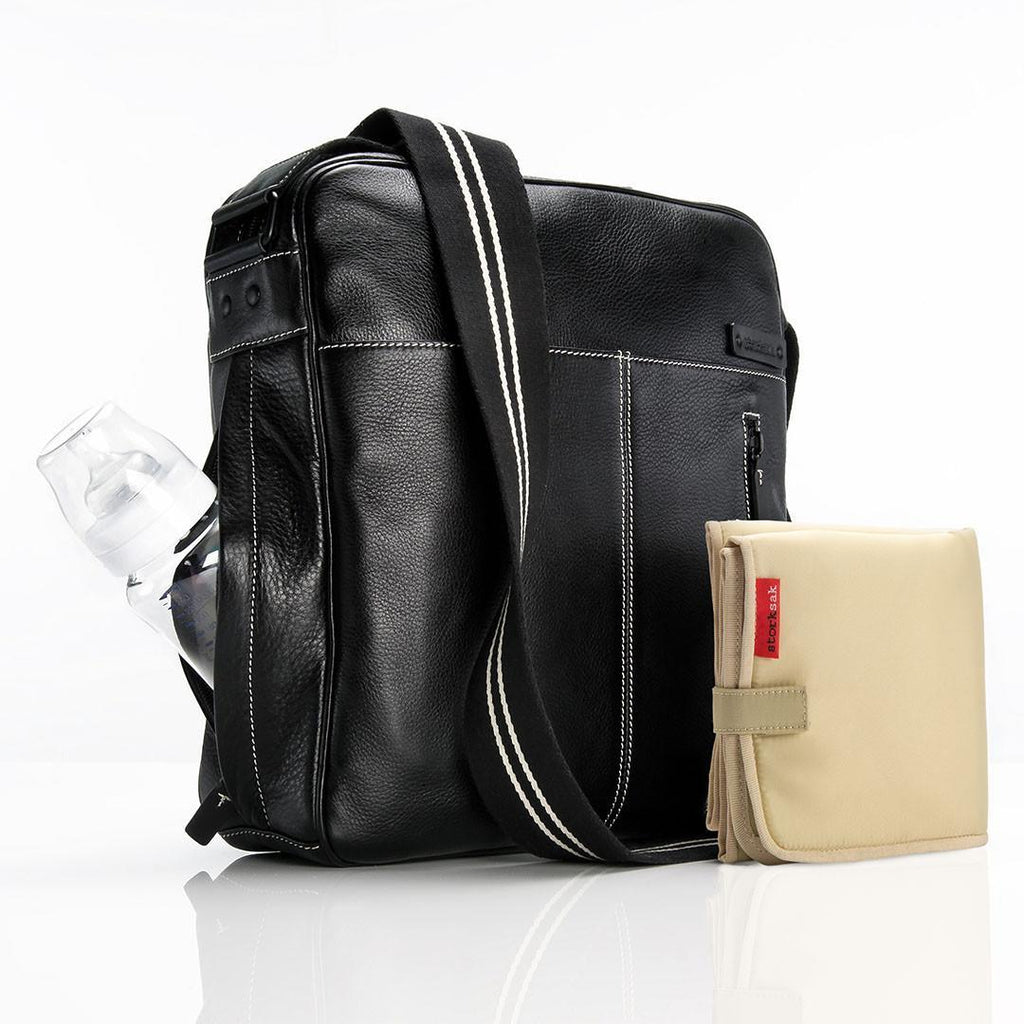 Changing Bags - Storksak Changing Bag - Jamie - Black