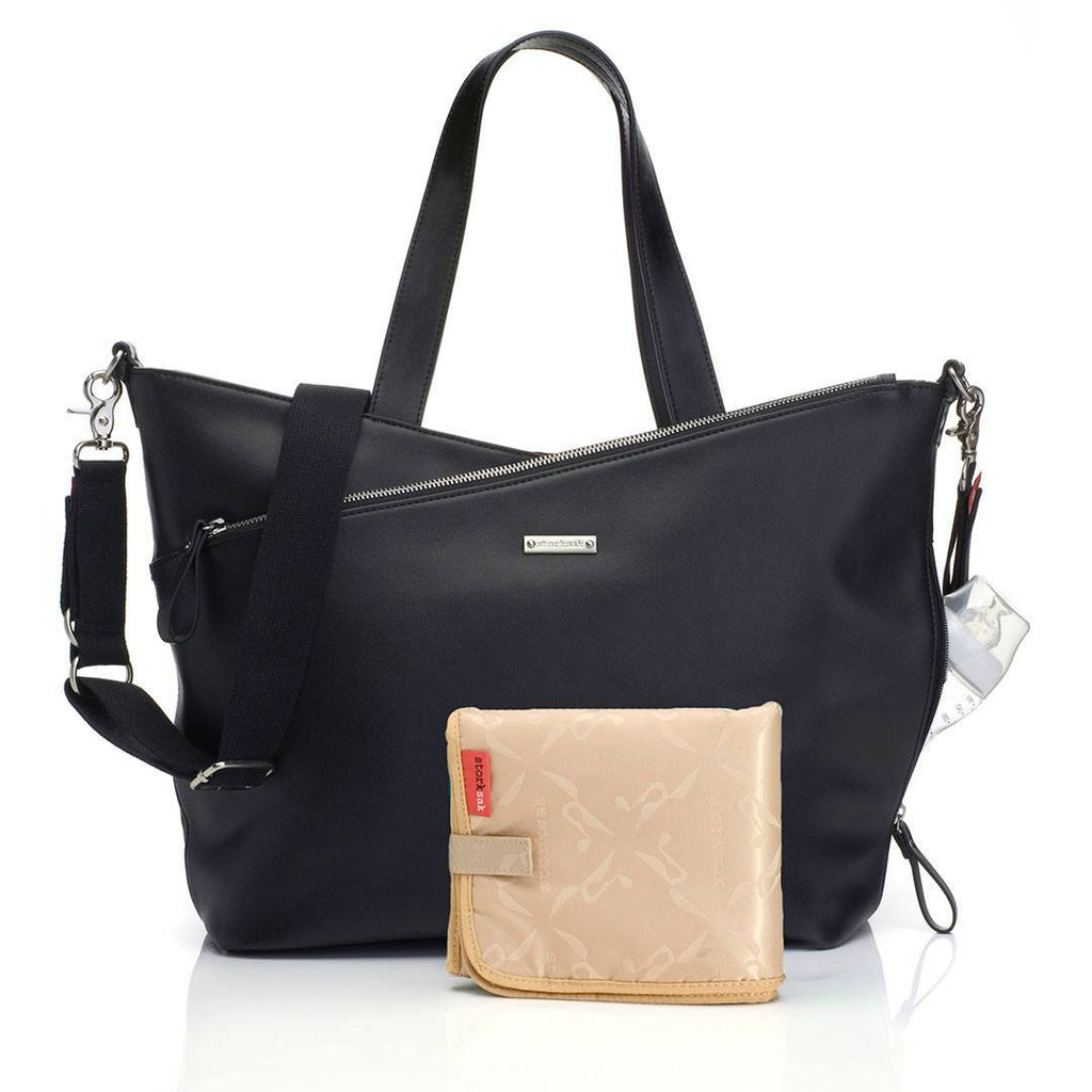 Changing Bags - Storksak Changing Bag - Lucinda - Black