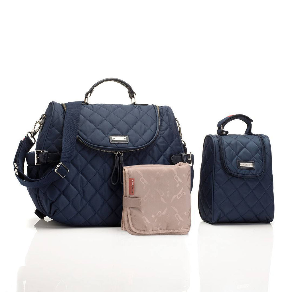 Changing Bags - Storksak Changing Bag - Poppy - Navy