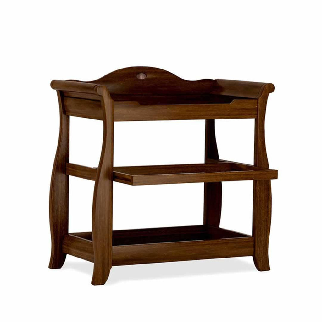 Changing Tables - Boori Sleigh Changer - English Oak