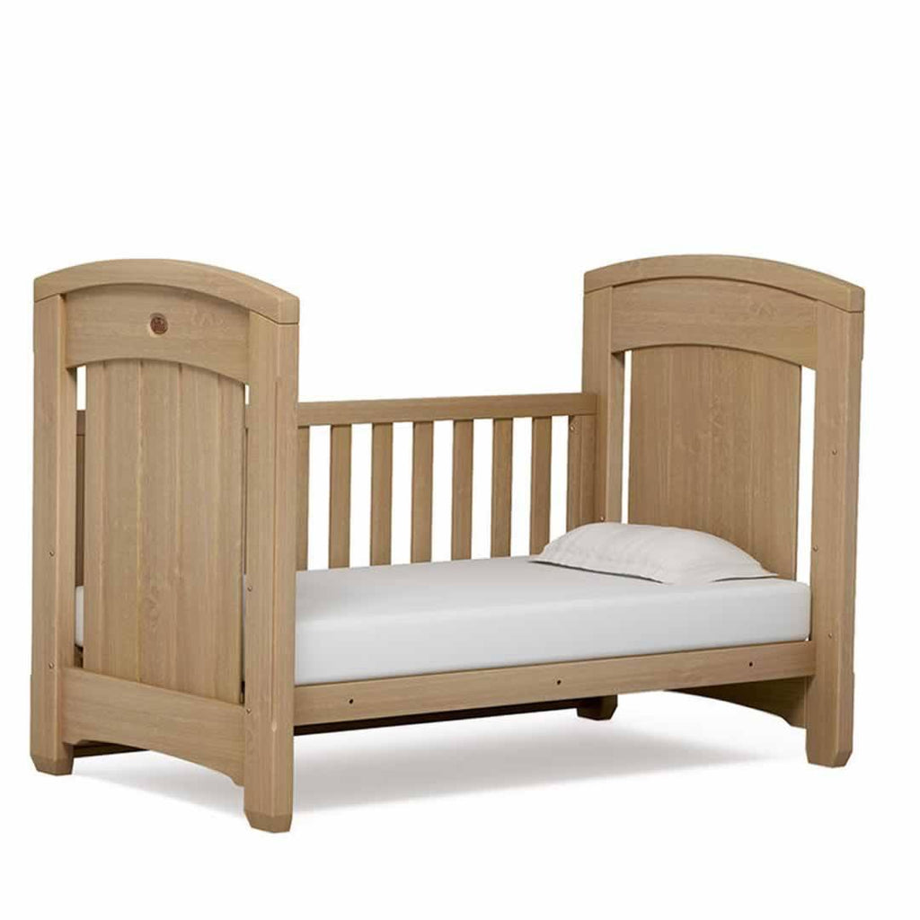 Boori Cot Classic Royale 2 Piece Nursery Set Almond