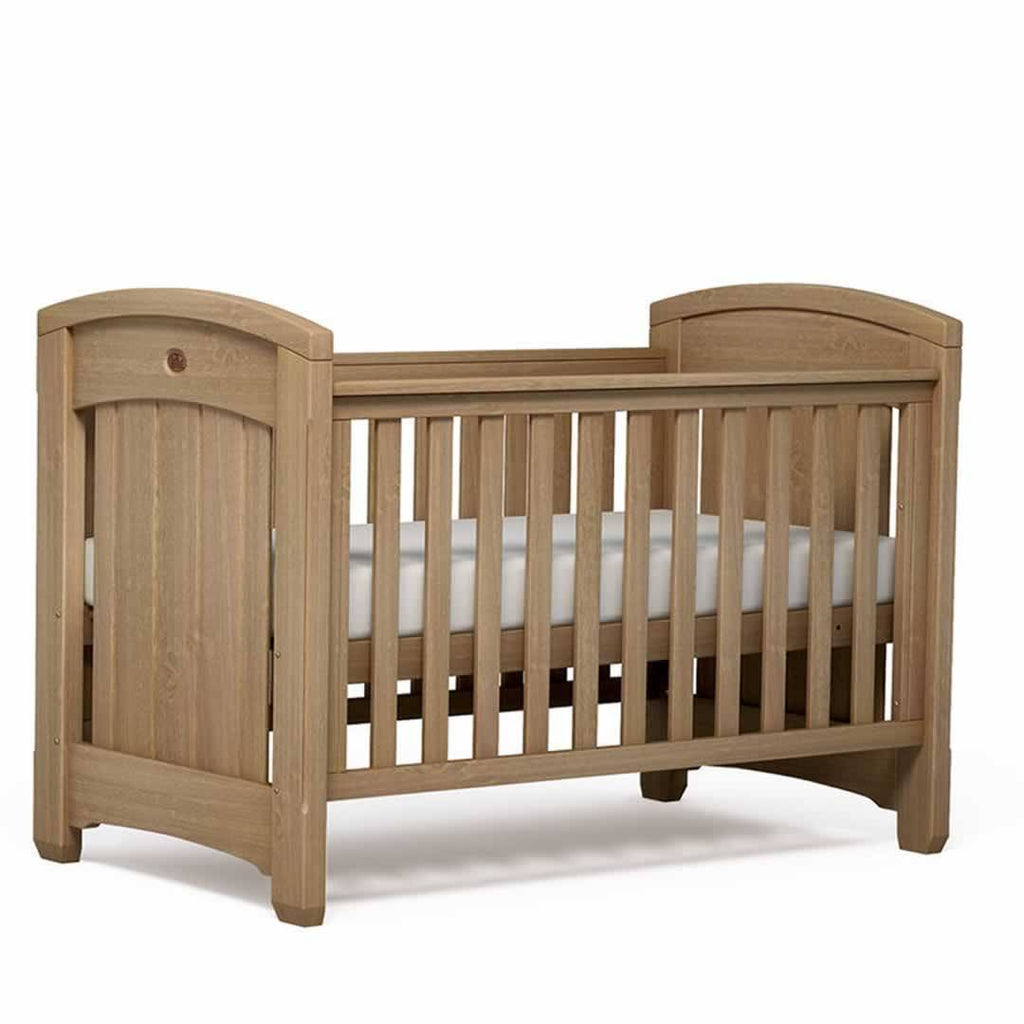 Boori Classic Royale 2 Piece Nursery Set Cot Almond