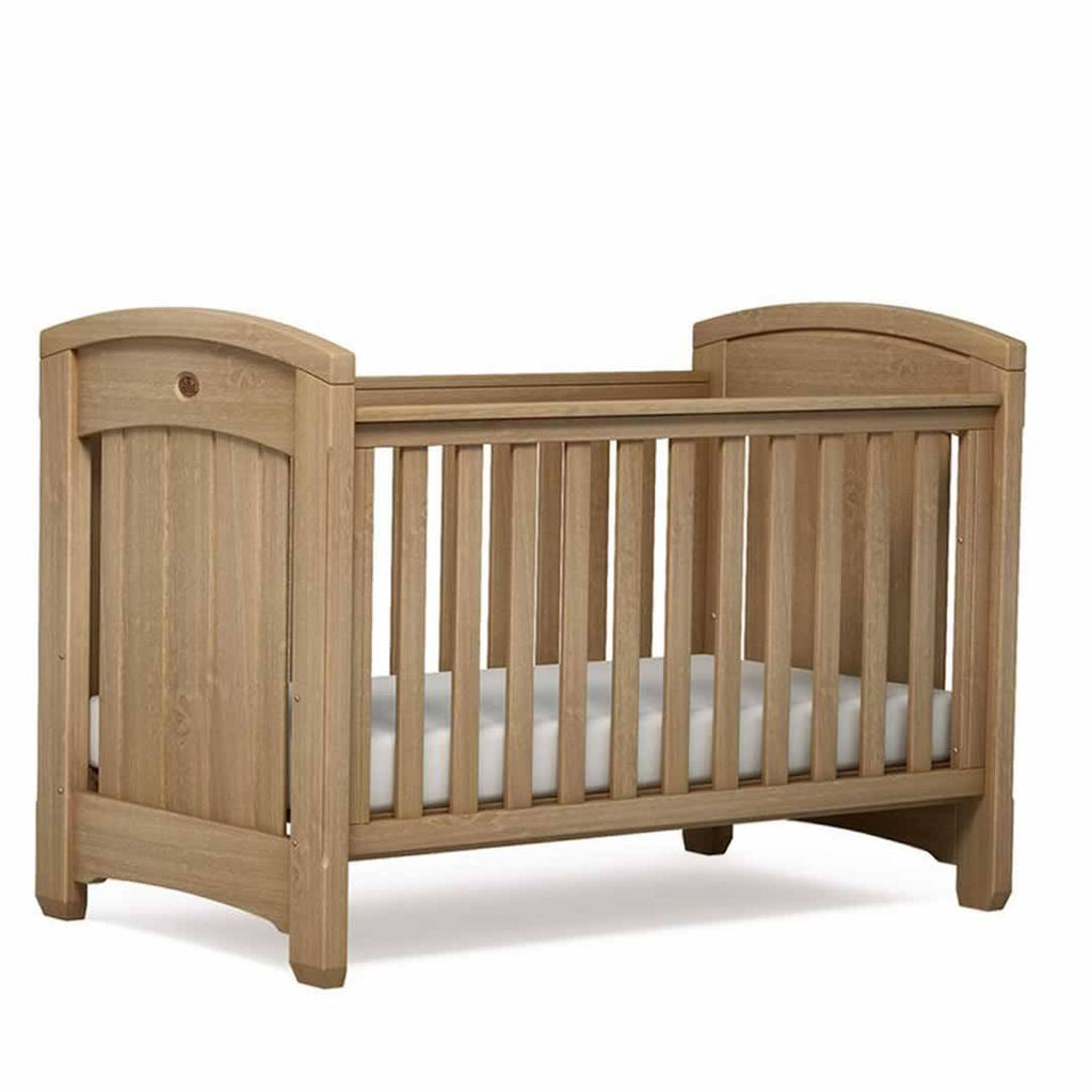 Boori Classic Royale 2 Piece Nursery Set Cot - Almond