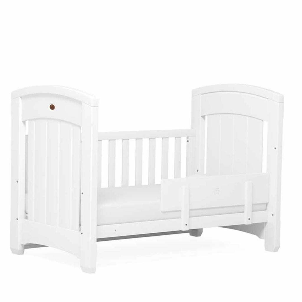 Boori Classic Royale 2 Piece Nursery Set Cot White