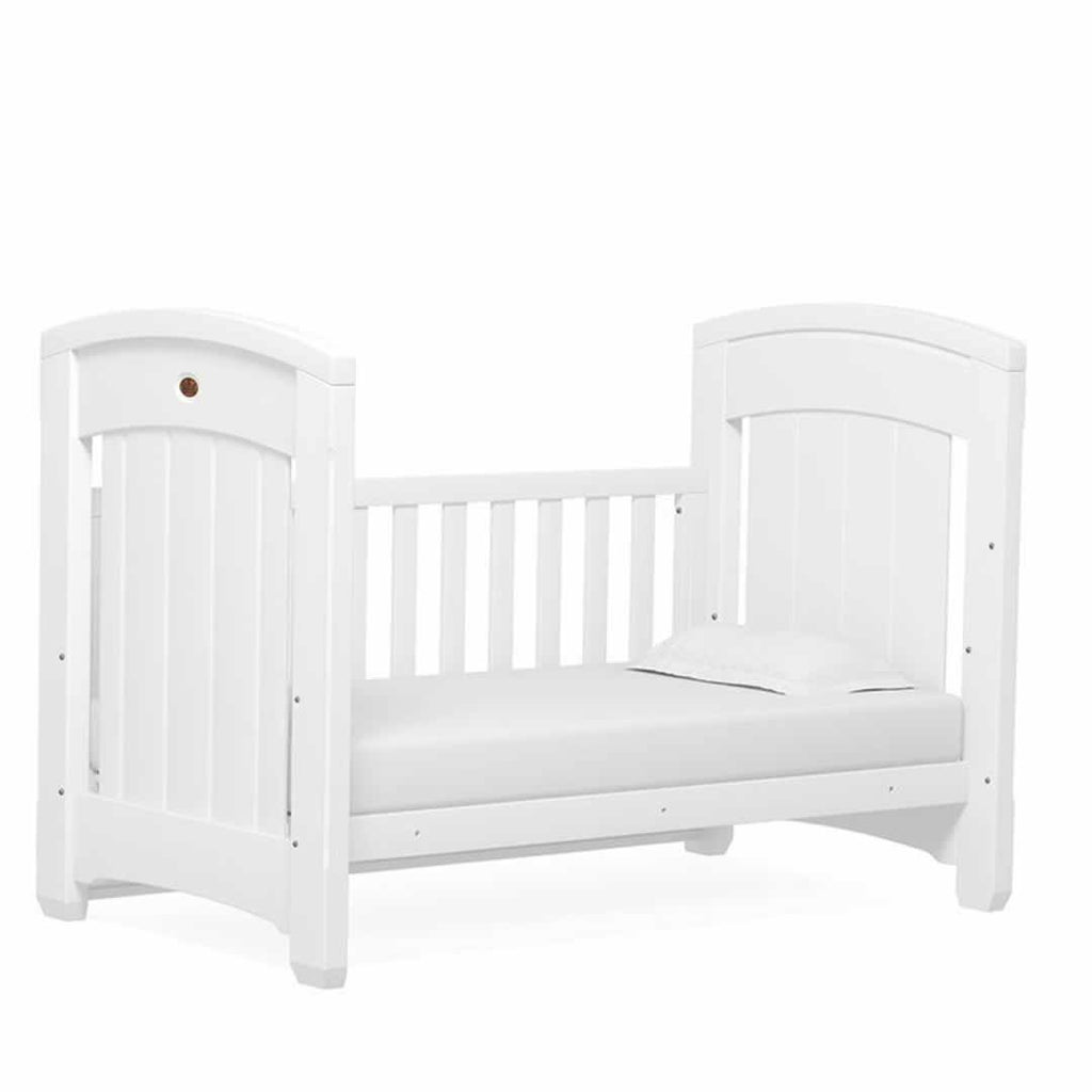 Boori Classic Royale 3 Piece Nursery Set Cot in White