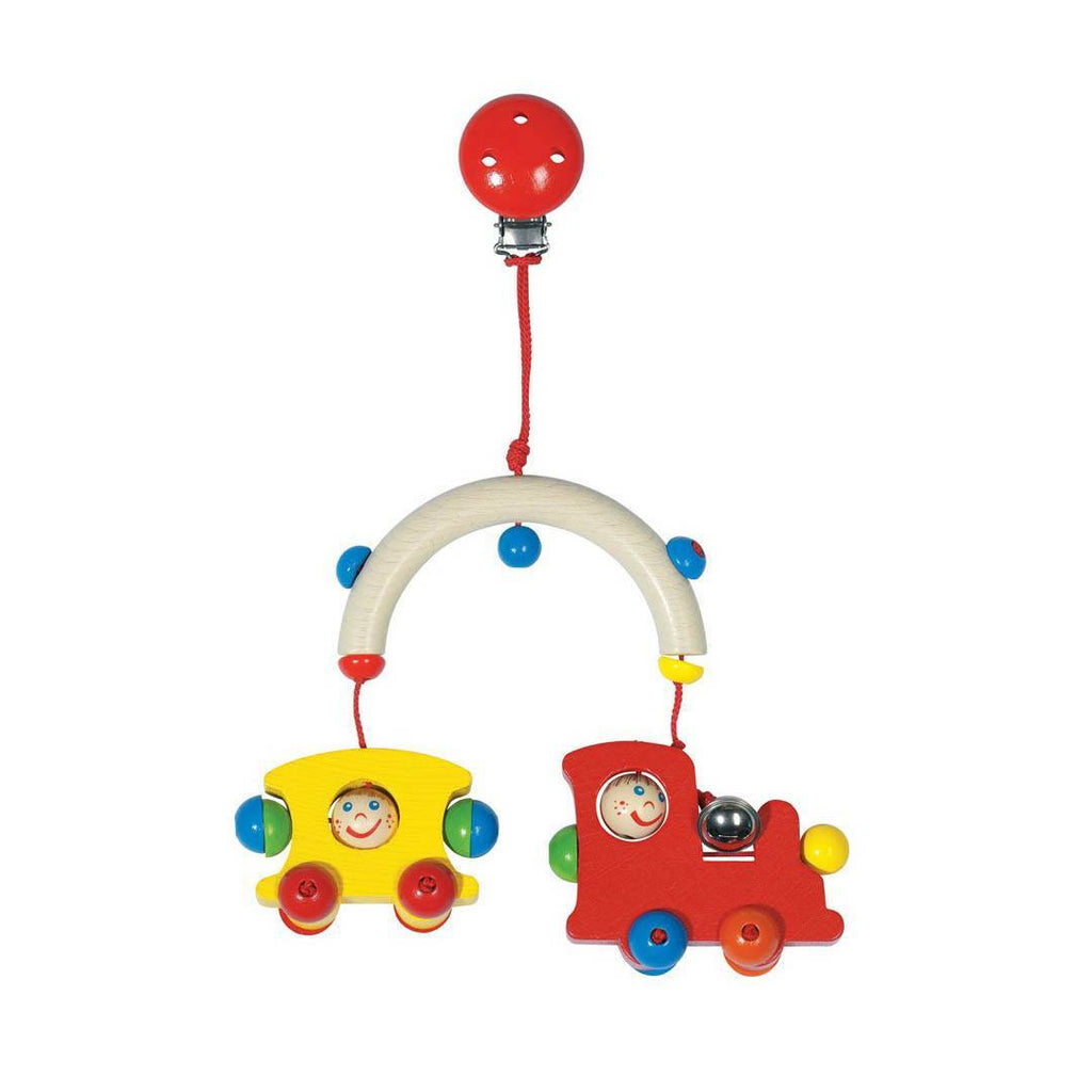 Heimess Mini Trapeze Clip On Train - Clip Toys - Natural Baby Shower