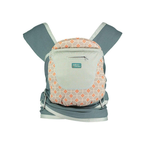 Close Caboo + Cotton Blend Carrier - Emily