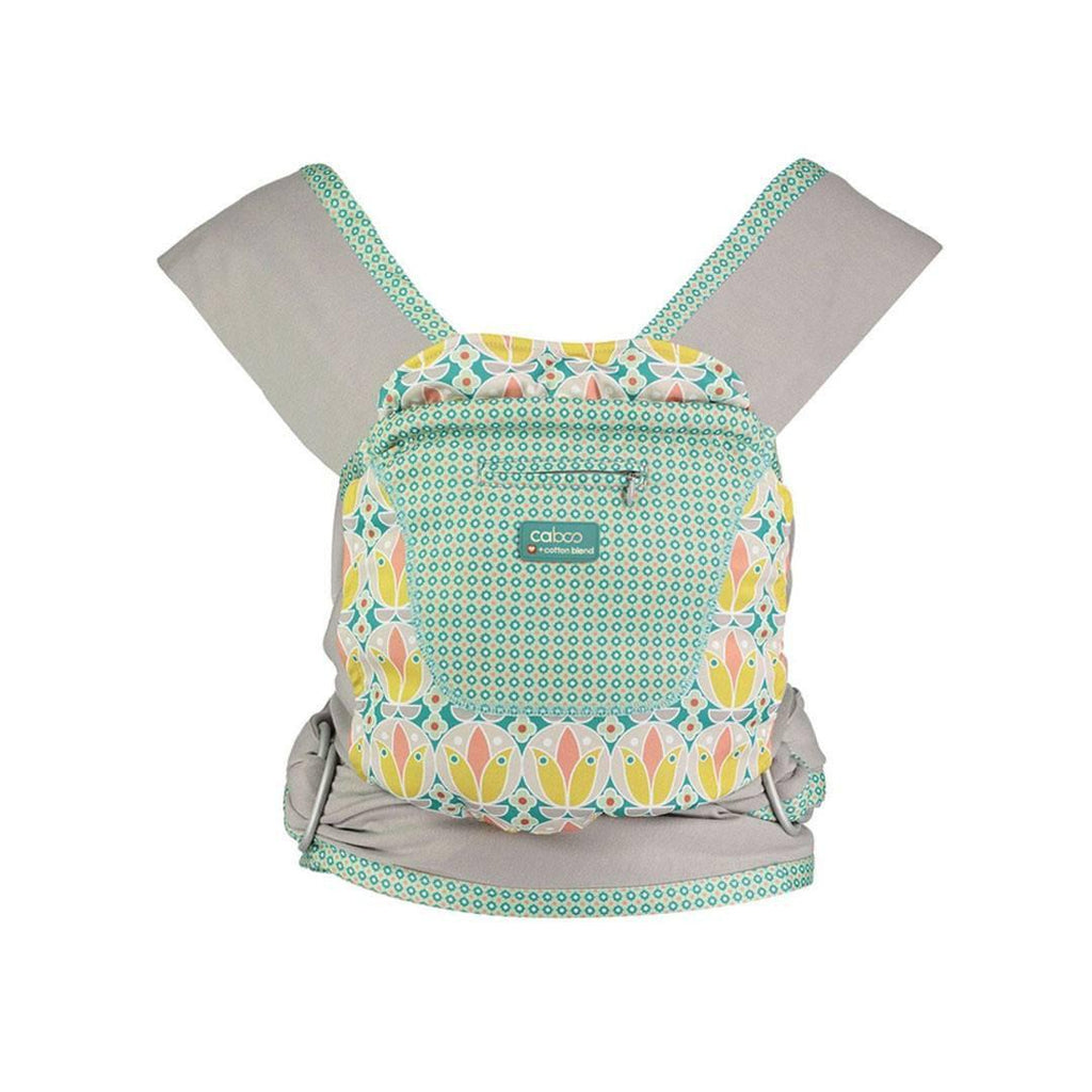 Close Caboo + Cotton Blend Carrier - Olivia