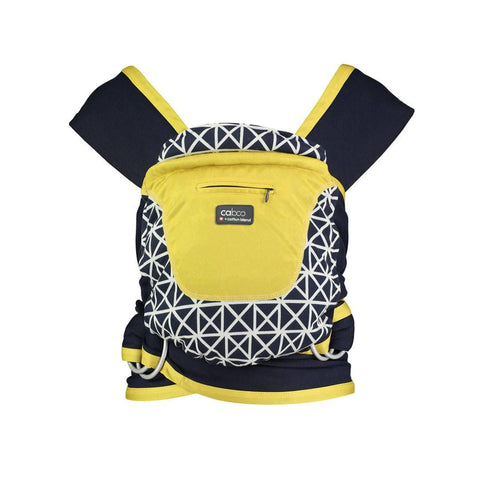 Close Caboo + Cotton Blend Carrier - Orla