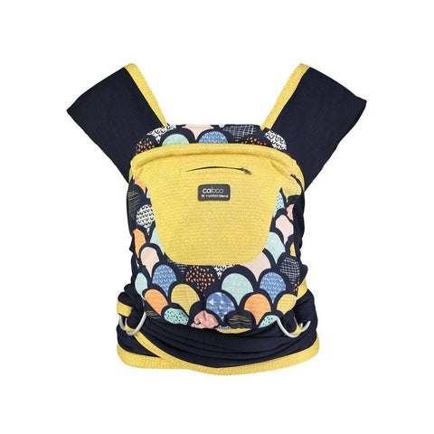 Close Caboo + Cotton Blend Carrier - Sofia-Baby Carriers- Natural Baby Shower