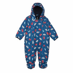 Coats & Snowsuits - Frugi Billie Pram Suit - Nee Naw