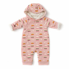 Coats & Snowsuits - Little Green Radicals Snowsuit - Golden Bird Cages