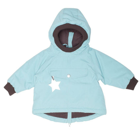 Coats & Snowsuits - MINI A TURE Baby Wen Jacket - Cameo Blue