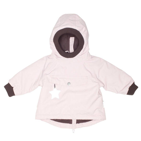 MINI A TURE Baby Wen Jacket - Violet Ice - Coats & Snowsuits - Natural Baby Shower
