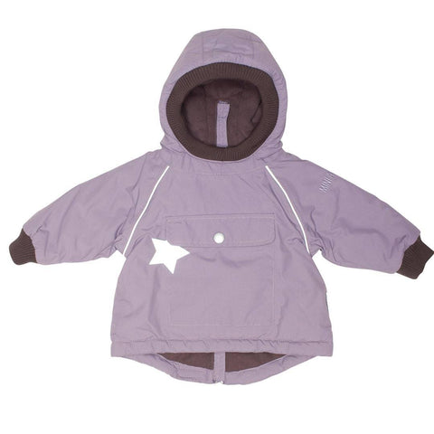 Coats & Snowsuits - MINI A TURE Cajus Jacket - Purple Sage