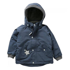 Coats & Snowsuits - MINI A TURE Wally Jacket - Ombre Blue