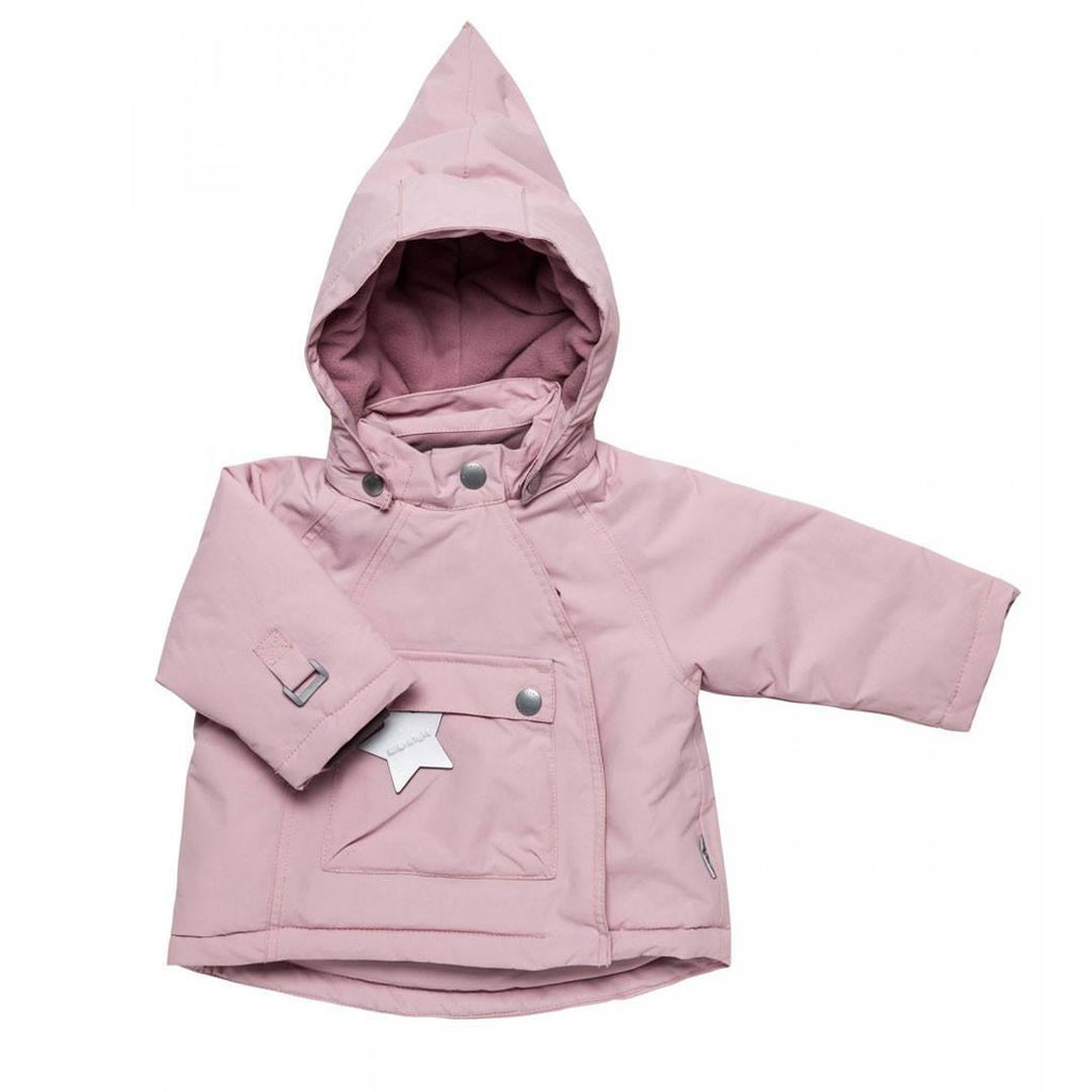 MINI A TURE Wang Jacket - Violet Ice-Coats & Snowsuits- Natural Baby Shower