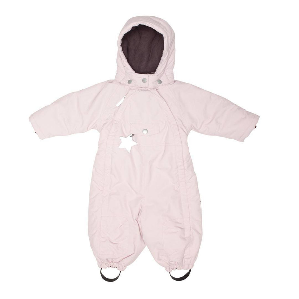MINI A TURE Wisti Snowsuit - Violet Ice - Coats & Snowsuits - Natural Baby Shower