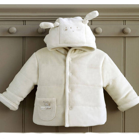 Natures Purest Padded Jacket - Pure Love - Coats & Snowsuits - Natural Baby Shower