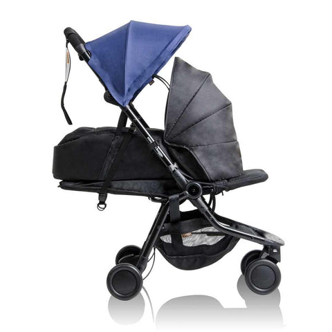 Mountain Buggy Cocoon on Nano - Black