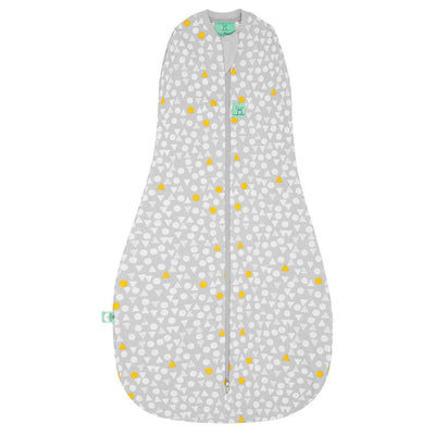 ergoPouch Cocoon Swaddle Bag - 0.2 TOG - Triangle Pops-Sleeping Bags-Triangle Pops-3-12m- Natural Baby Shower