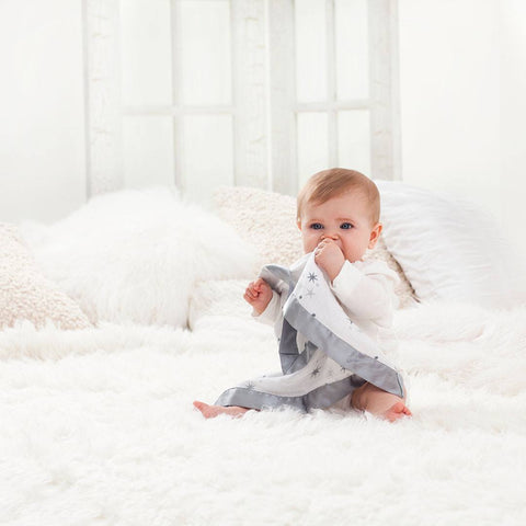 aden + anais Issie Security Blanket - Twinkle-Blankets-Twinkle- Natural Baby Shower