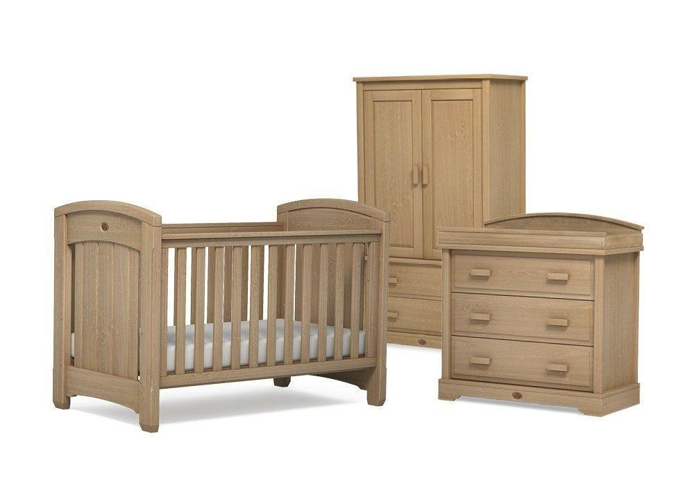 Cot Beds - Boori Classic Royale Cot Bed - Almond
