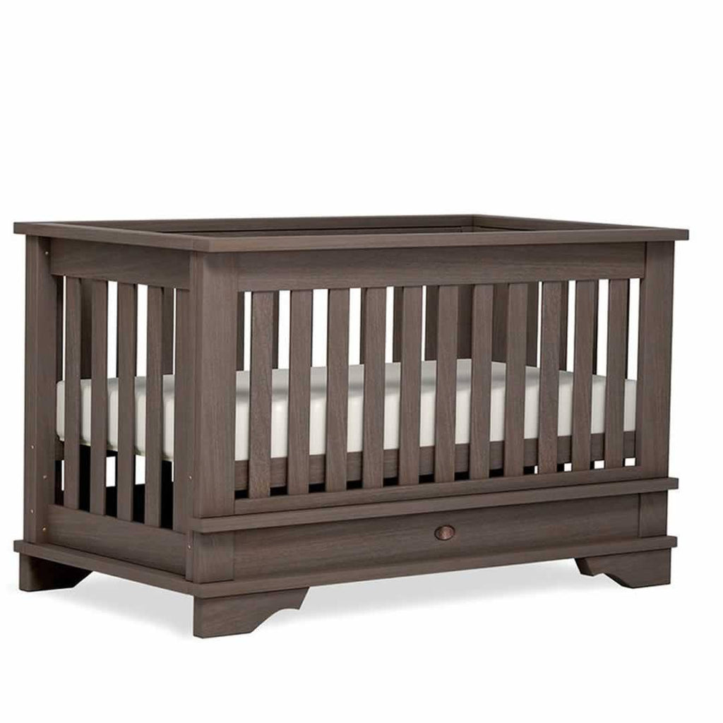 Cot Beds - Boori Eton Convertible Plus Cot Bed - Mocha